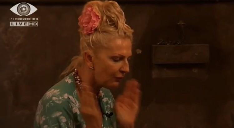 Desiree Nick Streit mit Sarah