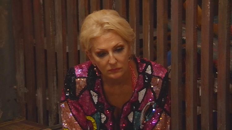 Desiree Nick weint Tränen Menowin Fröhlich Promi Big Brother 2015
