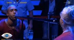 Live Duell Blasrohr Promi Big Brother 2015 26.08.2015