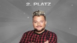Menowin Fröhlich Promi Big Brother 2015 Platz 2
