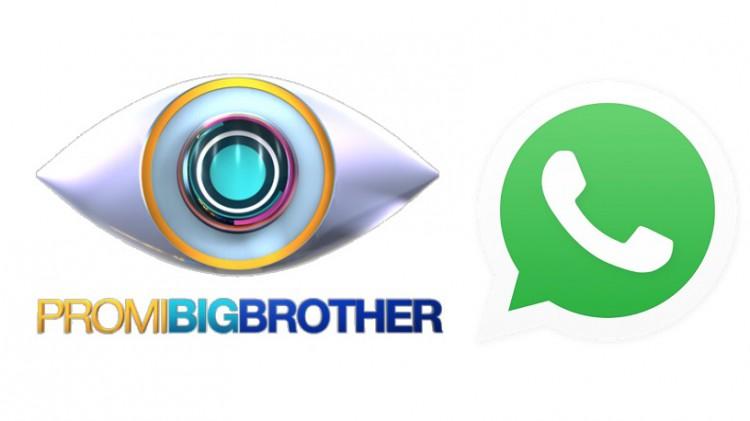Promi Big Brother WhatsApp WhatsAppBro