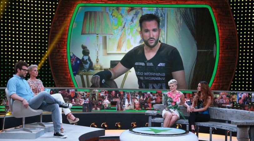Sommerdschungelcamp - 8. Show - Michael Wendler - © RTL / Stefan Gregorowius