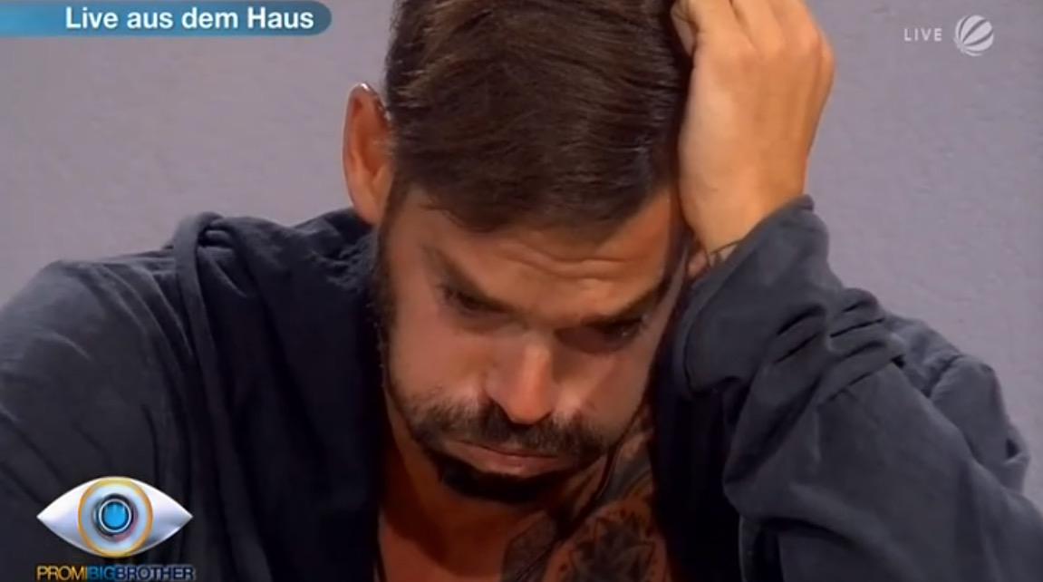 Tränen Daniel Köllerer Scrabble Schummelei Betrug