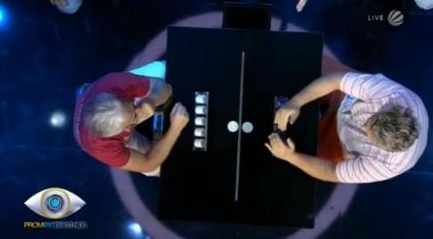 Nino de Angelo gegen Menowin Fröhlich