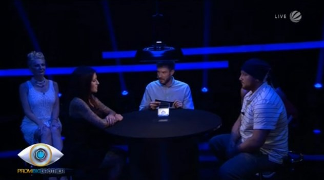 Promi BIg Brother 2015 Duell Poker