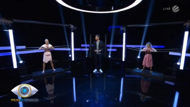Promi Big Brother 2015 Live-Duell Expander