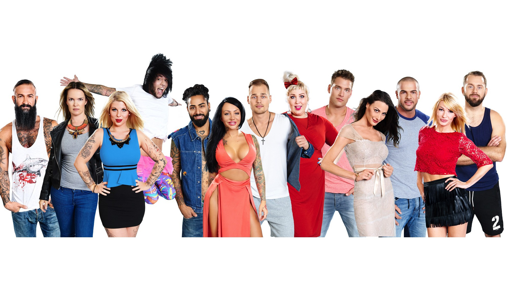 Big Brother 2015 Bewohner Kandidaten Teilnehmer