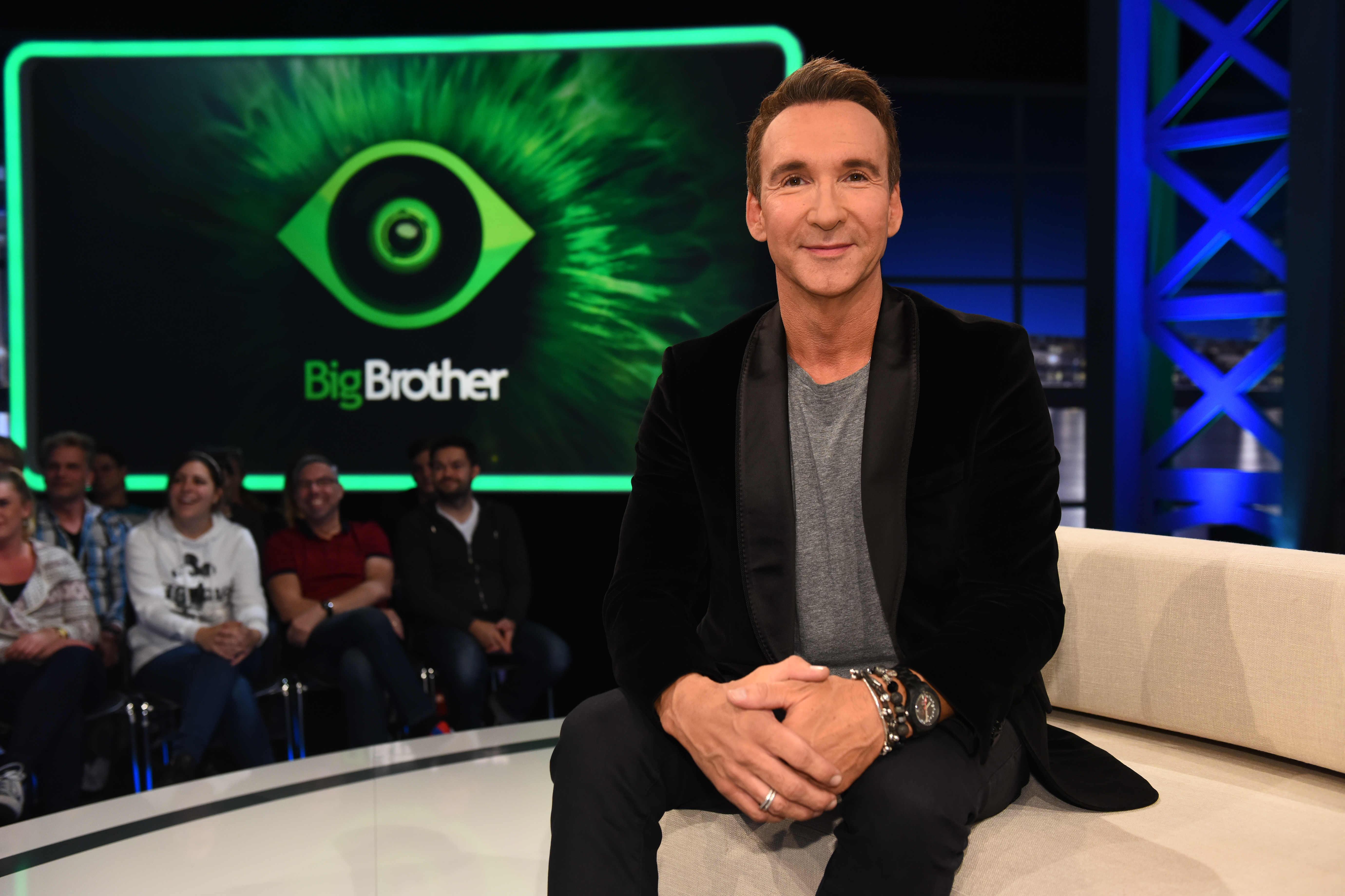 Big Brother 2015 Moderator Jochen Bendel BB12