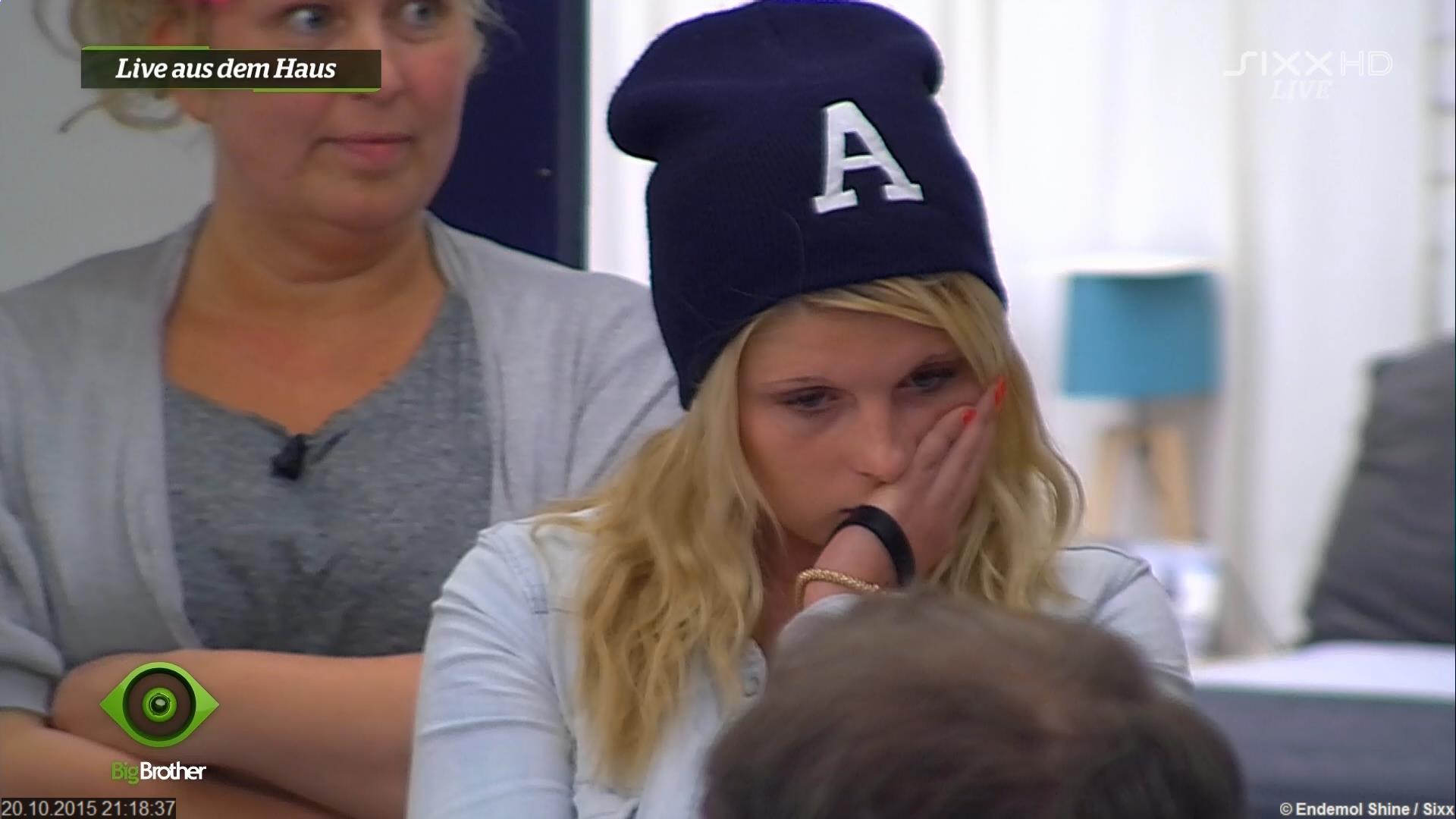 Big Brother 2015 Sharon Reue