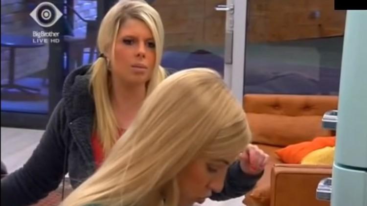 Sharon und Natascha