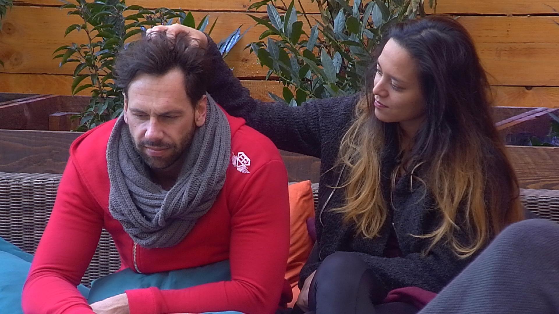Big Brother Maria und Guido