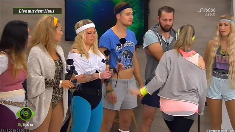 Big Brother 2015 Rosen
