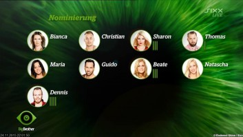 Big Brother Nominierung 24.11.2015