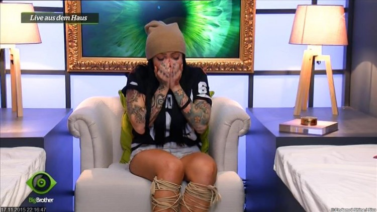 Lusy Big Brother 2015 Finale