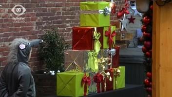 Geschenkewerfen