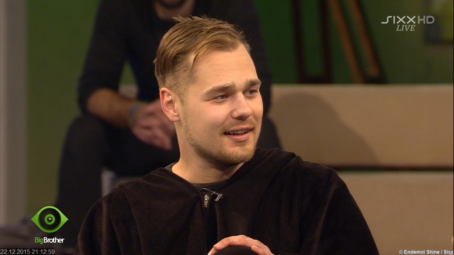 Big Brother 2015 Christian Platz 5