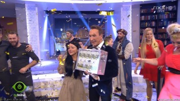 Big Brother 2015 Lusy Finale