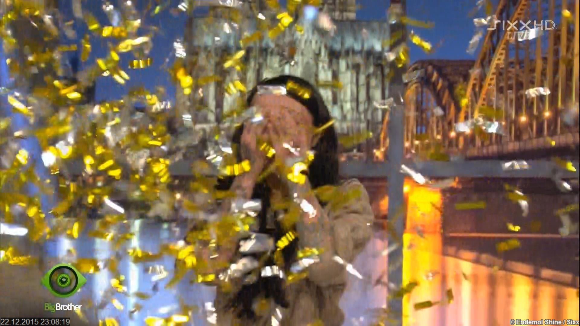 Big Brother Lusy Gewinnerin 2015
