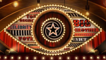 Celebrity Big Brother 2016 UK Eye Logo
