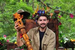 Dschungelkönig Menderes Bagci