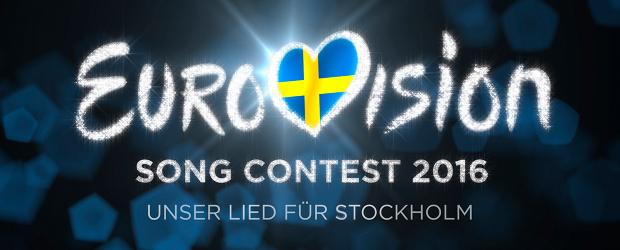 Unser Lied fuer Stockholm ESC 2016 Vorentscheid Teilnehmer