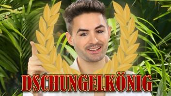 Dschungelkönig 2016 Menderes