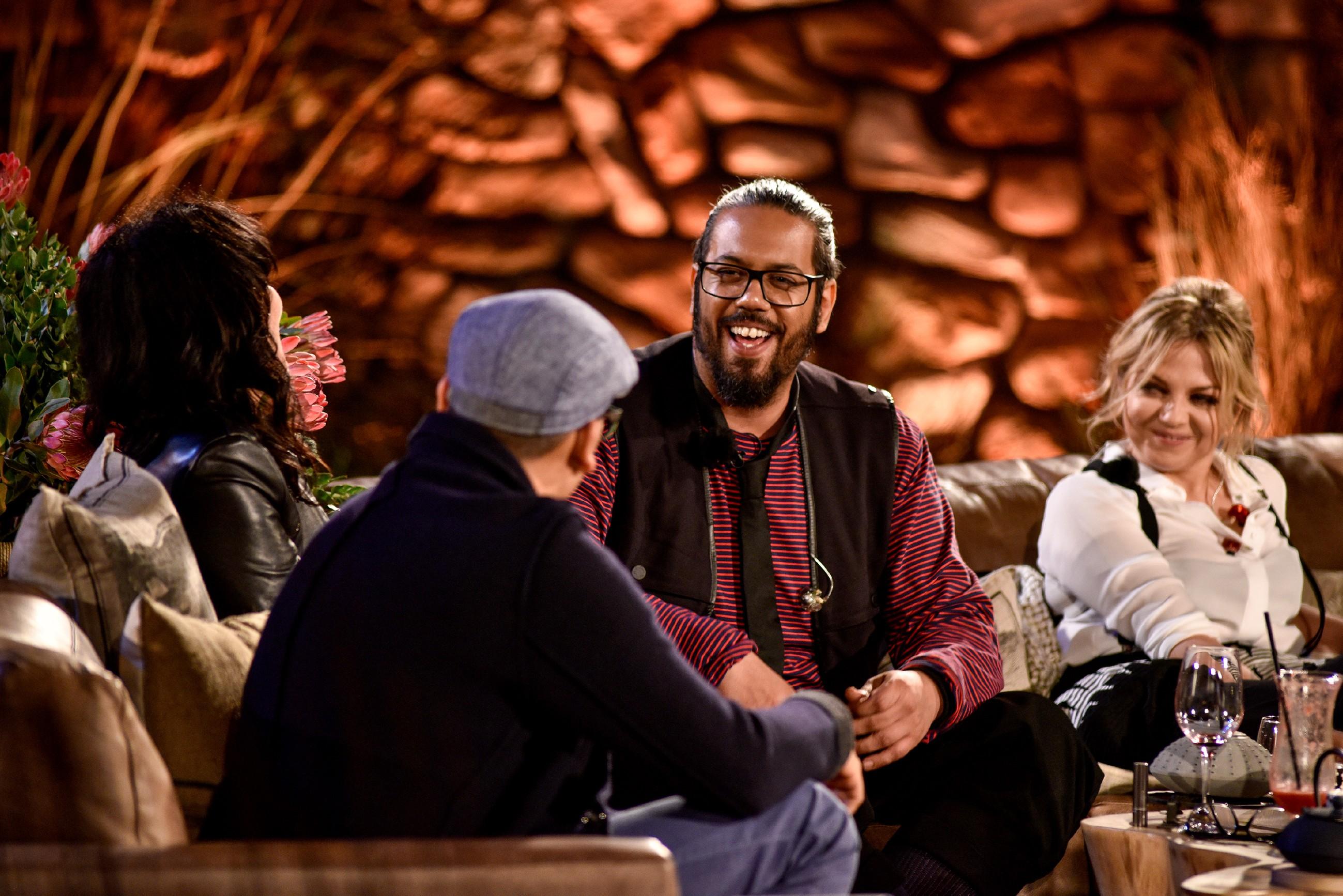 V.l.: Xavier Naidoo, NENA, Samy Deluxe, Annett Louisan - Foto: VOX / Markus Hertrich