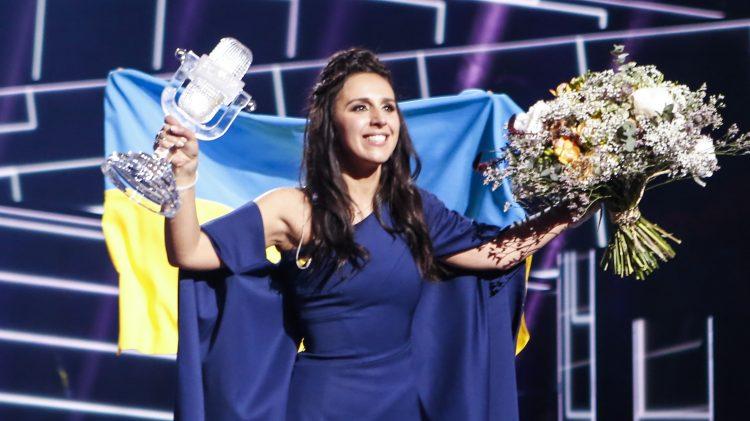 Eurovision Song Contest 2016 UkraineSieger Gewinner