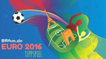 Fussball EM 2016 Frankreich Tippspiel BBfun.de