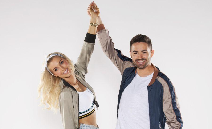 Aneta Sablik und Menderes Baci - Foto: RTL / Stephan Pick