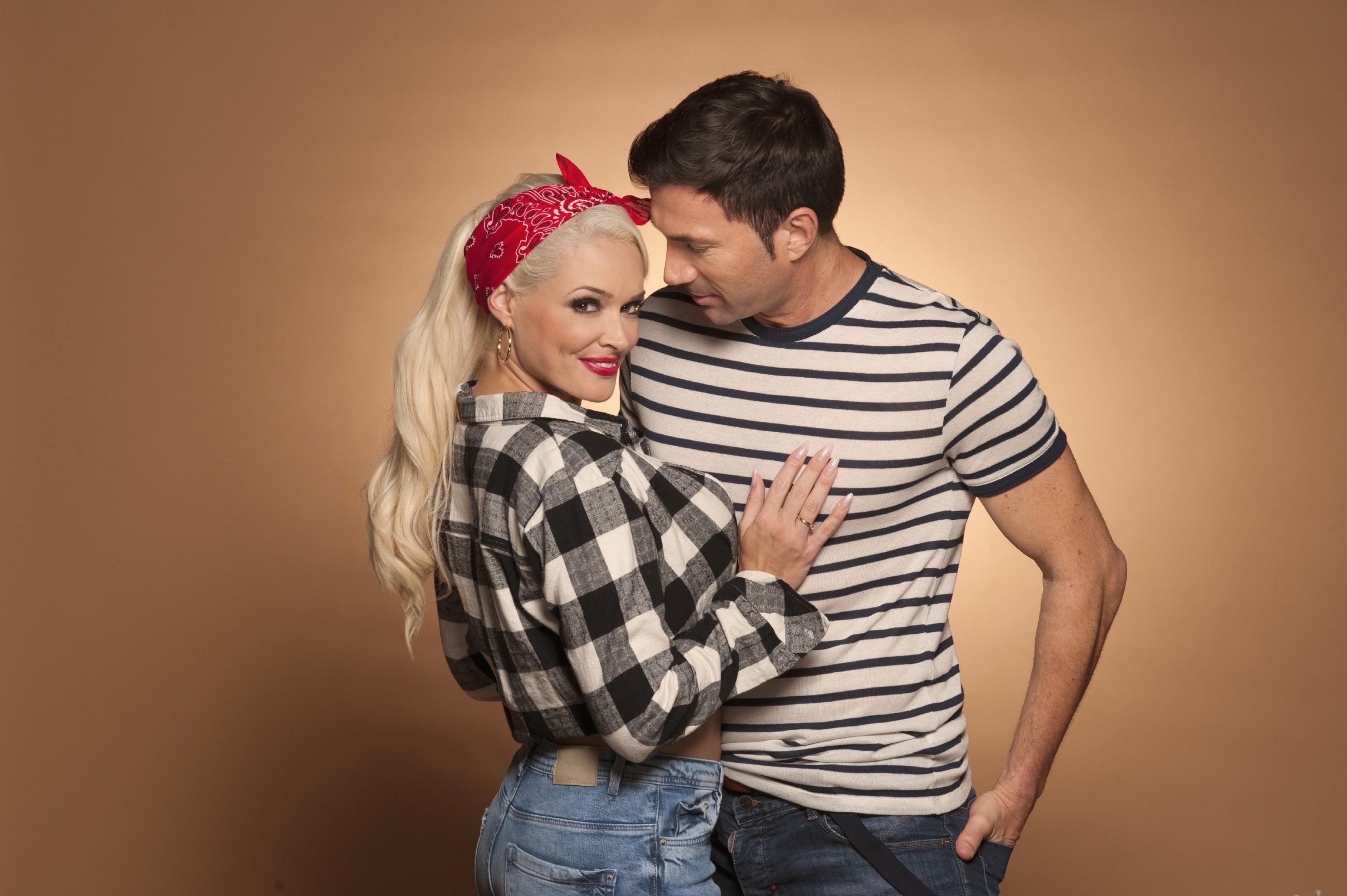 Daniela Katzenberger und Lucas Cordalis - Foto: RTL / Stephan Pick