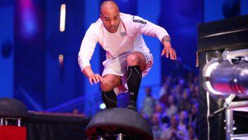Der Athlet David Odonkor aus Köln - Foto: RTL / Stefan Gregorowius