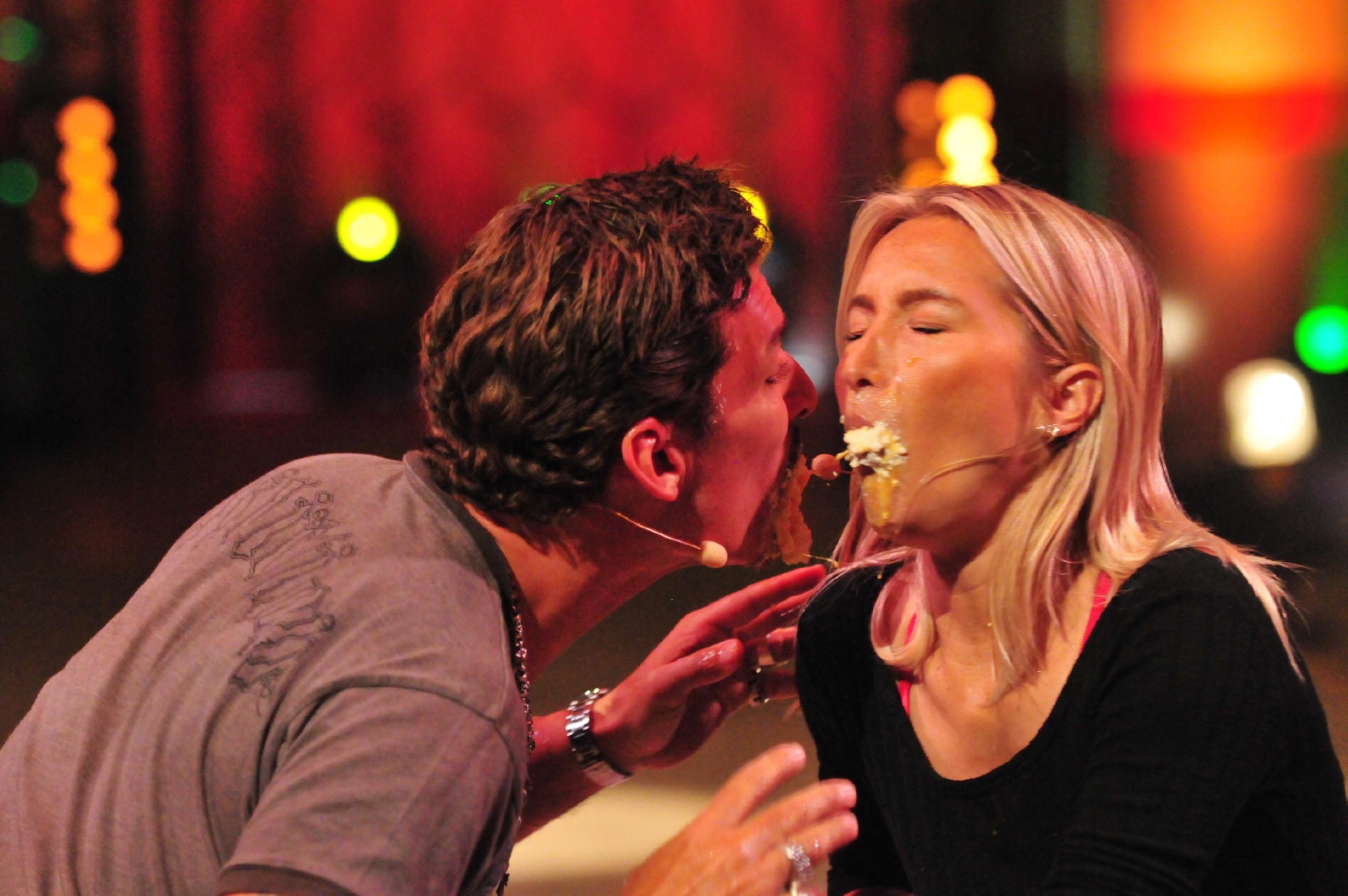 Christian Töpperwien und Magdalena Kalley - Foto: RTL / Stefan Menne