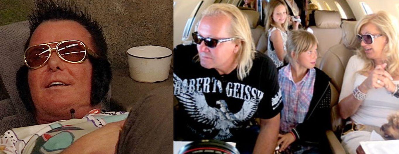 Bild links: Sat.1 - Bild rechts: RTL II