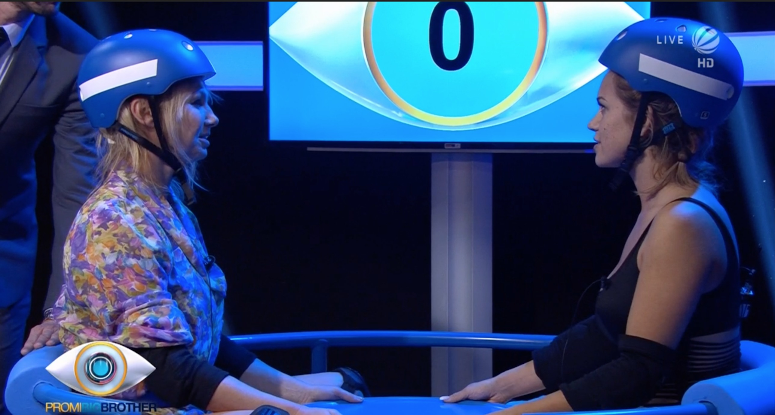 Der große Schwindel Duell - Promi Big Brother 2016