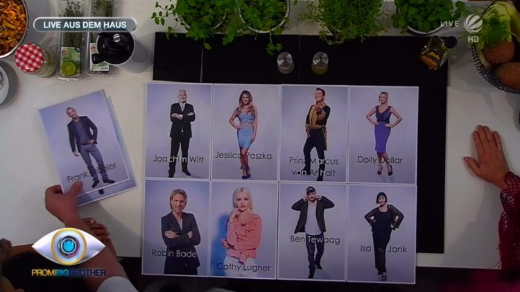 Promi Big Brother 2016 Duell-Tag