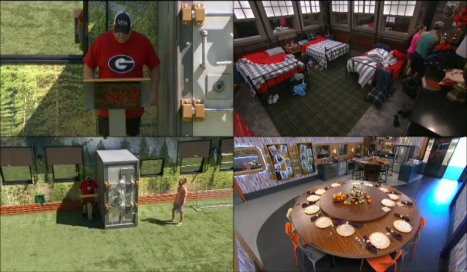 Big Brother Over The Top Competition