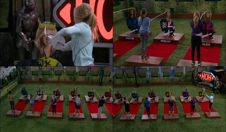 Big Brother Over The Top Endurance Competition