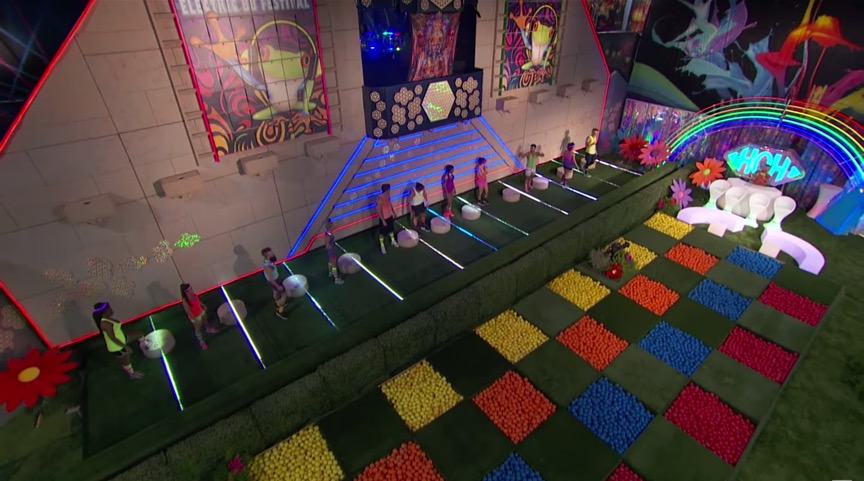 Big Brother USA Endurance Competition