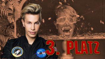 Dschungelcamp 2017 Florian Wess 3. Platz