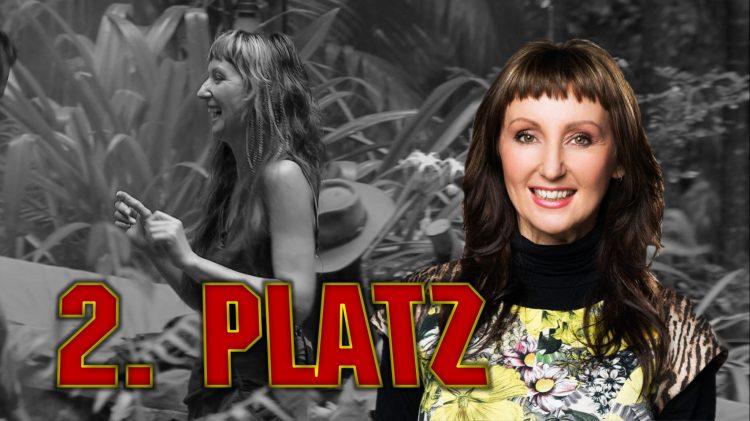 Dschungelcamp 2017 Hanka Rackwitz 2. Platz