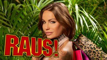 Gina Lisa Lohfink raus Dschungelcamp 2017