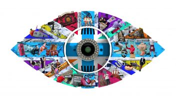 Big Brother 2017 UK Logo