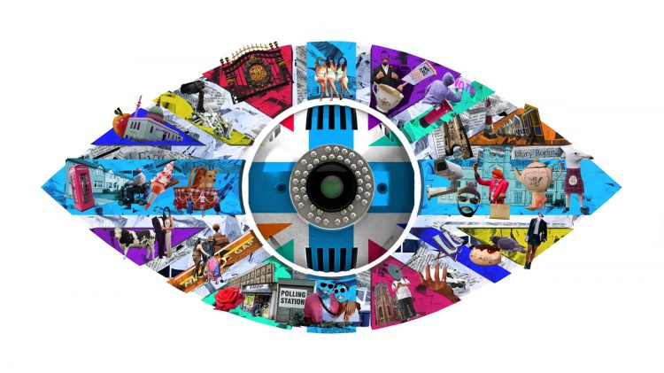 Big Brother 2017 UK Logo