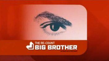 Big Brother Australia Re-Count