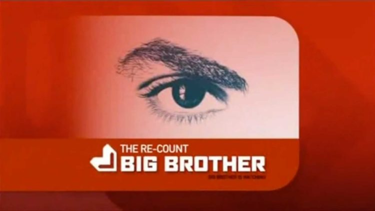 Big Brother Australia Re-Count