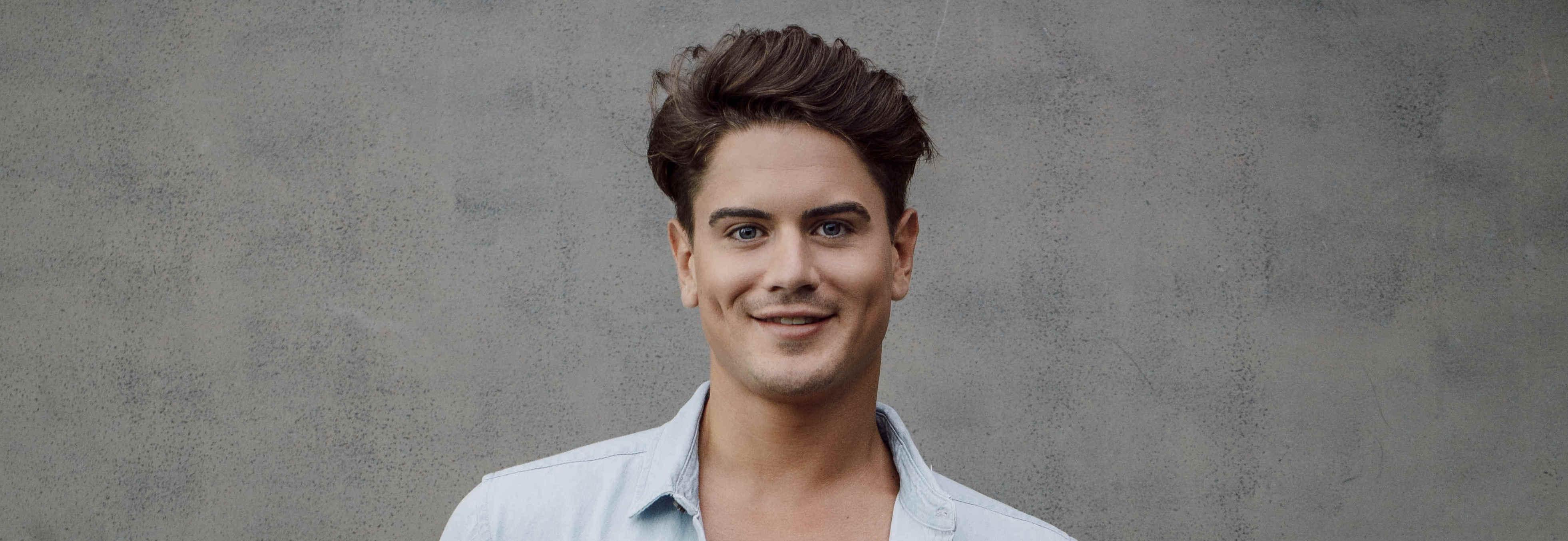 Dominik Bruntner Promi Big Brother 2017 Mister Germany Promi BB Dominik Bruntner