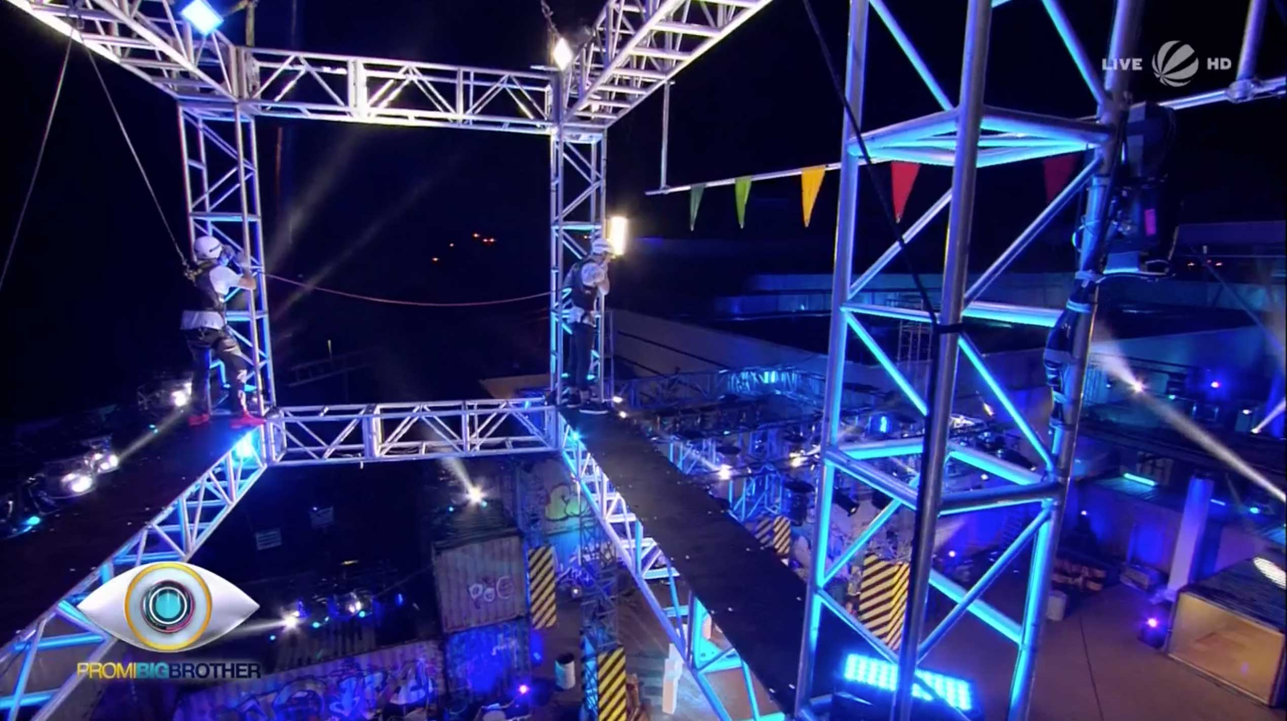 Promi Big Brother 2017 Folge 8 Duell