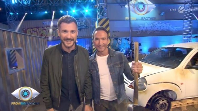 Promi Big Brother 2017 LIve Duell 12.08.2017