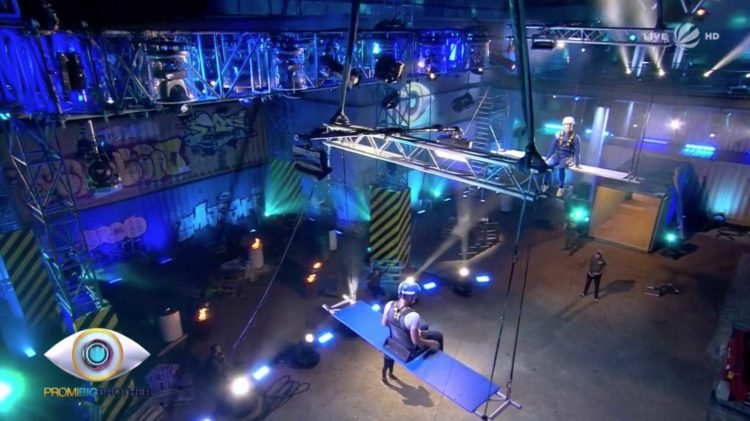 Promi Big Brother 2017 Folge 3 Live-Duell